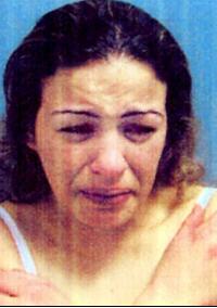 Alleged Child Killer Nour Hadid