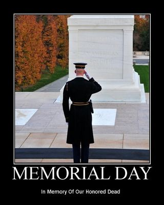 Happy Memorial Day Poem and Pics