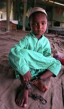 Madrassa Child - HT: Religion of Peace