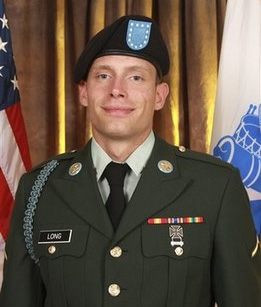 Pvt. William Long, murdered by an American Muslim. CAIR has refused to condemn the coward who murdered this young man.