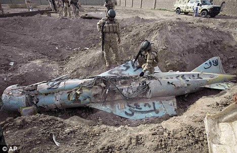 Weapons of Mass destruction found finally in Iraq « Avid Editor's